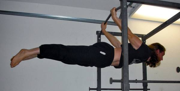 Lever Lifts Exercise : New on return of kings quot completing the back lever